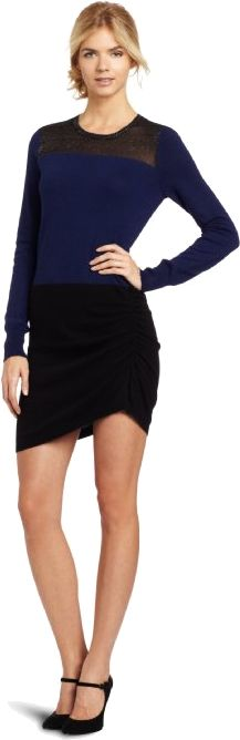 It is neither a sweater nor a dress, but a sweater dress, combining the best features of both garments to make something you will want to we...