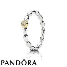 Pandora Embrace Elegance Ring