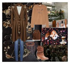 """""""Just🍁"""" by oksana-kolesnyk ❤ liked on Polyvore featuring 2LUV, Lingua Franca, A - M M - E, Wet Seal, Rimmel, NOVICA, Bobbi Brown Cosmetics, Jérôme Dreyfuss, Olive & Ivy and Casetify"""