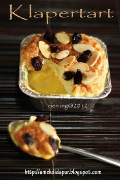 Ideas For Baking Recipes Desserts Bread Ovens Indonesian Desserts, Asian Desserts, Sweet Desserts, Just Desserts, Indonesian Food, Baking Recipes, Cookie Recipes, Snack Recipes, Dessert Recipes
