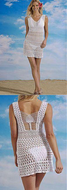 Идея платья к пляжному сезону!!!.