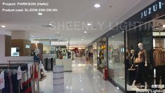 Centro commerciale - Hefei   Pannelli a Led