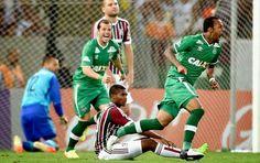 Blog Esportivo do Suíço:  Brasileirão - Série A 2014, 35ª Rodada: Chapecoense goleia o Fluminense