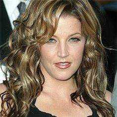 """( ☞ 2017 ★ CELEBRITY WOMAN ★ LISA MARIE PRESLEY. ) ★ Lisa Marie Presley - Thursday, February 01, 1968 - 5' 3"""" 119 lbs 34-26-35 - Memphis, Tennessee, USA. IN MEMORY OF ★ † ♪♫♪♪ Elvis Aaron Presley - Tuesday, January 08, 1935 - 5' 11¾"""" - Tupelo, Mississippi, USA. Died; Tuesday, August 16, 1977 (aged of 42) Resting place Graceland, Memphis, Tennessee, USA. ★ Priscilla Ann Wagner - Thursday, May 24, 1945 - 5' 2"""" 123 lbs 30-23-33 - Tupelo, Mississipi, USA."""