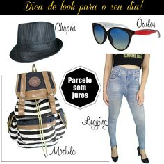 1dc810d30 Look do Dia #spbolsas. Veja nossas dicas! Preço baixo e muita qualidade.