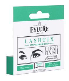 EYLURE Lashfix Lash Fix Adhesive for Strip Lashes False Eyelash Glue for sale online Artificial Eyelashes, Fake Eyelashes, False Lashes, Best Eyelash Glue, Eylure Lashes, Black Lashes, Adhesive