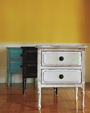 perfect as end tables or night stands