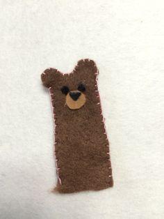クマの指人形