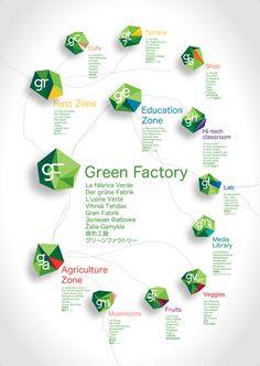 GREEN FACTORY on Behance