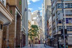 Day 319: São Paulo, Brazil #saopaulo #brazil #brasil #streetphoto #street #architecture #buildings #view #bluesky #beautiful #amazing #bestview #nikon #dslr #igers #travel #traveling #travelgram #viajar #wanderlust #love #instatravel #instadaily #natgeo #natgeotravel
