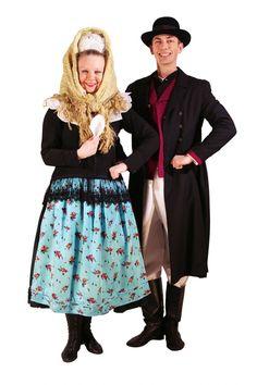 Strój biskupiański Polish People, Polish Folk Art, Costumes Around The World, Folk Costume, Eastern Europe, Traditional Outfits, Poland, Folk Clothing, Culture