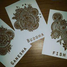 Cool stencil/pictures! #ganesha #fashion #buddha #yoga #art #order #etsy #etsygifts #etsyseller #new #intsagood #cool #instagram