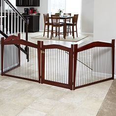 Merry Products 2-in-1 Configurable Pet Crate and Gate | Dog Supplies - Warning: Save up to 87% on Dog Supplies and Dog Accessories at Our Online Pet Supply Shop