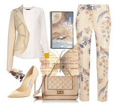 """""""Untitled #103"""" by jovana-p-com ❤ liked on Polyvore featuring Tory Burch, Paul Smith, Jimmy Choo, Call it SPRING, Gentryportofino, women's clothing, women's fashion, women, female and woman"""