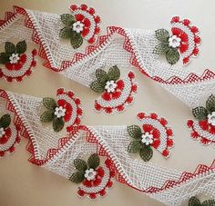 Needle Lace, Crewel Embroidery, Baby Knitting Patterns, Instagram, Dish Towels, Needlepoint, Flowers, Point Lace, Embroidery