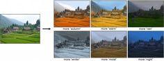 Asombroso algoritmo de retoque fotográfico que cambia la meteorología en fotos de paisajes — Noticias de la Ciencia y la Tecnología (Amazing...
