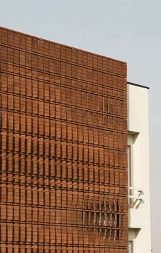 Cloaked in Bricks on Architizer