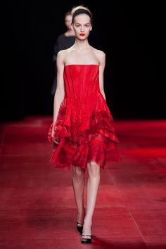 Nina Ricci Fall 2013 RTW Collection - Fashion on TheCut