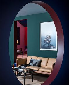 Carl Hansen&Son: датские интерьеры mid-century • Новости • Дизайн • Интерьер+Дизайн