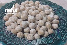 Cinnamon Misket Cookies Great Taste Dispersed In The Mouth diy funny tattoo bonitos cachorros graciosos Köstliche Desserts, Sweets Recipes, Baking Recipes, Dog Food Recipes, Delicious Desserts, Yummy Recipes, Cinnamon Cookies, Good Food, Yummy Food
