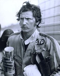 Dale Earnhardt: the only guy I ever cared to watch turn left.