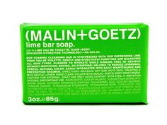 (marlin + goetz) lime soap
