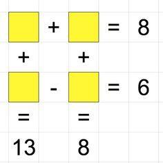 Pin Oleh Lynn Di Mike Teka Teki Pendidikan Logika Matematika