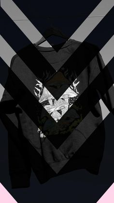 Trend clothing @etsy Mushroom Art, Creative Director, Mercury, Crew Neck Sweatshirt, Casual Outfits, Magic, Art Prints, Knitting, Sweatshirts