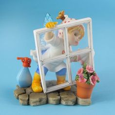 My Little Kitchen Fairies from Enesco Sparkling Clear Fairie Figurine 5.25 IN - http://cutefigurines.net/my-little-kitchen-fairies/my-little-kitchen-fairies-from-enesco-sparkling-clear-fairie-figurine-5-25-in/