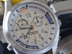 Sailing Timer Lufthansa