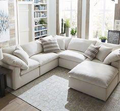 envelop small u shaped sectional sofa pinterest living rooms rh pinterest com Small U-shaped Leather Sectional Sofa Black Deep Sectional Sofa