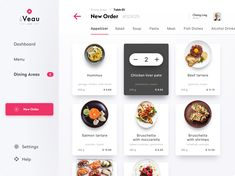 Food Delivery Platform: Restaurant Dashboard designed by Yalantis. Connect with them on Dribbble; Food Web Design, Pos Design, Dashboard Design, App Ui Design, Mobile App Design, Menu Design, Dashboard Template, Design Thinking, Motion Design