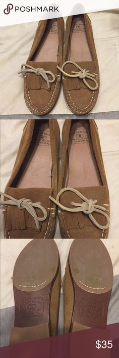 Moccasins! Lucky brand moccasins! Brand new, never worn. Lucky Brand Shoes Moccasins