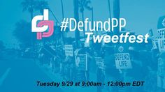 The President of Planned Parenthood, Cecile Richards, is testifying before the Committee on Oversight & Government Reform today.  JOIN THE TWEETFEST and tell us why you are pro-life. Don't have Twitter? Check out our FRC Action page to see how you can help!  Act before, during, and after the hearing from 9:00 AM-Noon EDT using #DefundPP. Share with friends to show your support!
