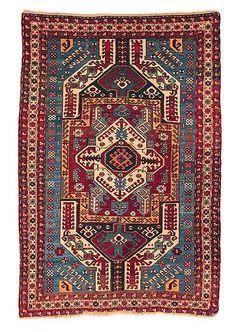 Kasim Ushak design, Caucasian