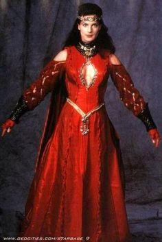 klingon women | Star Trek - Jadzia's Klingon Wedding Dress Minecraft Skin