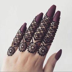 Henna Hand Designs, Dulhan Mehndi Designs, Finger Mehendi Designs, Henna Tattoo Designs Simple, Basic Mehndi Designs, Mehndi Design Pictures, Mehndi Designs For Beginners, Mehndi Designs For Fingers, Beautiful Henna Designs