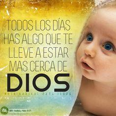 Todos los días haz una buena obra que te ayude a reflejar el amor de Dios por sus hijos. Se buena persona siempre!