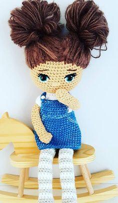 Mesmerizing Crochet an Amigurumi Rabbit Ideas. Lovely Crochet an Amigurumi Rabbit Ideas. Cute Crochet, Crochet Crafts, Crochet Toys, Crochet Projects, Crochet Dolls Free Patterns, Crochet Doll Pattern, Crochet Patterns Amigurumi, Amigurumi Doll, Amigurumi Tutorial