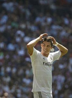 Cristiano Ronaldo in Real Madrid vs. Athletic Bilbao (1/9/13)