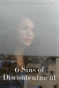 Finding Contentment in Christ: 6 Sins of Discontentment (Scripture Writing Plan: April)