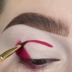 Keep Fit and Focused with exclusive Health & Meditation programs and more listen in the audible app! Sign-up for free 30 day trial today! Smoky Eye Makeup, Makeup Eye Looks, Eye Makeup Steps, Red Makeup, Beautiful Eye Makeup, Clown Makeup, Skin Makeup, Makeup Inspo, Eyeshadow Makeup