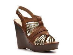 Madden Girl Kippie Wedge Sandal Women's Wedge Sandals All Women's Sandals Sandal Shop - DSW