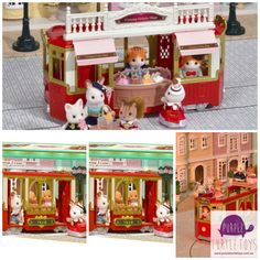 Sylvanian Families Ride Along Tram  #onlineshopping #toysale #lb #toysrusaustralia #ltoys #onlinetoys #sylvanian #lego #toysforsale
