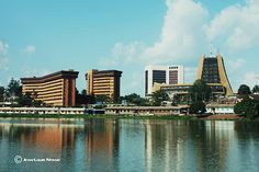 Yaounde, Cameroon. Africa