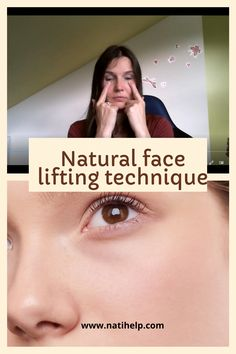 Acupressure Treatment, Acupressure Points, Acupuncture, Japanese Face Massage, Natural Face Lift, Reverse Aging, Face Yoga, Eyes Problems, Aging Process