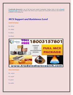 Today's Commodity Market And Equity Market Updates - 17th January
