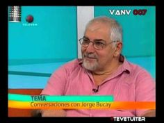 CARLOS FRAGA CONVERSACIONES CON JORGE BUCAY I