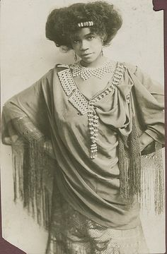 Black girls were flappers too!