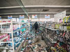 Fotógrafo malaio arrisca a vida para mostrar Fukushima